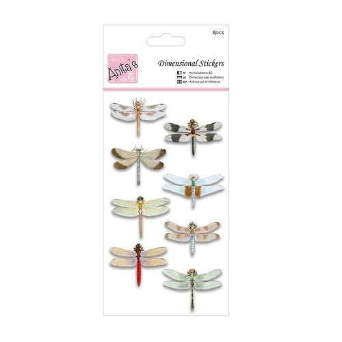 Dimensional Dragonflies