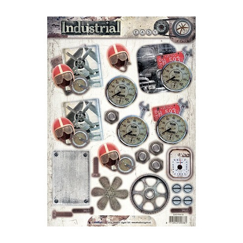 Industrial Easy - Vliegtuig Parts