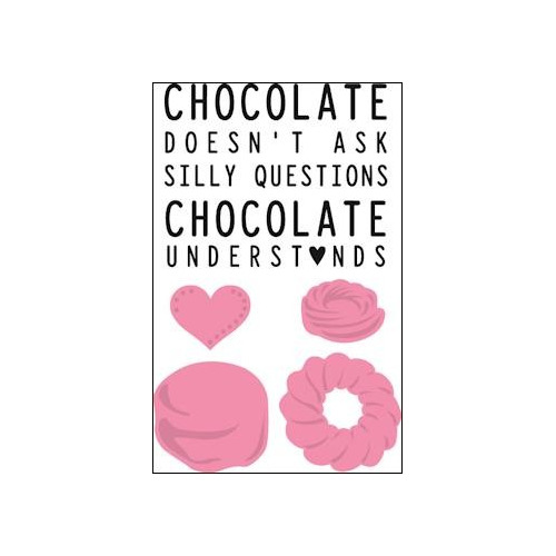 Collectables set chocolate doesn`t ask #AUG14