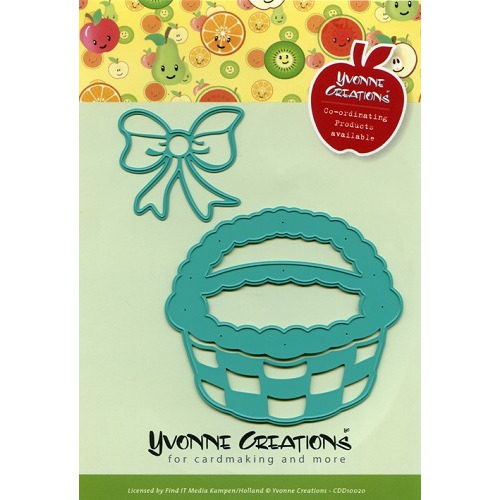 Die - Yvonne Creations - Basket