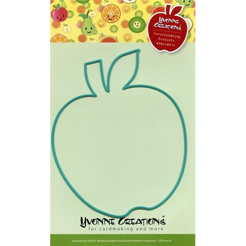 Die - Yvonne Creations - Apple