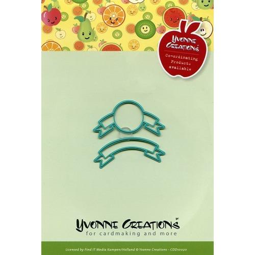 Die - Yvonne Creations - Labels