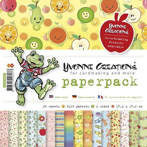 Paperpack - Yvonne Creations - Beterschap