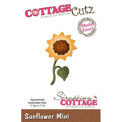Scrapping Cottage Sunflower Mini (CC-MINI-150)