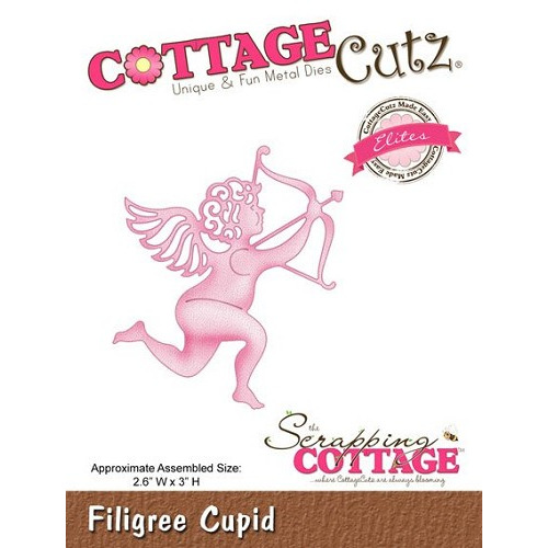 Scrapping Cottage Filigree Cupid (Elites)