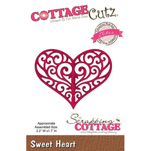 Scrapping Cottage Sweet Heart (Elites)