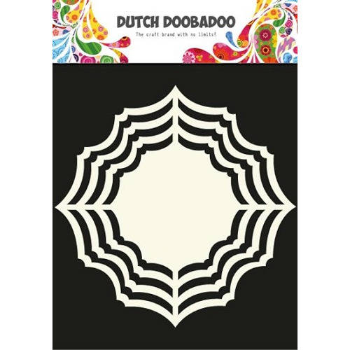 Dutch Doobadoo - Shape Art - Frames ornament ruit