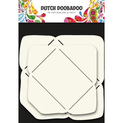 Dutch Doobadoo ? Envelop stencils