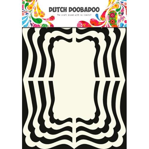 Dutch Shape Art frames ornament rechthoek nr 3