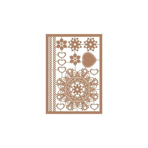 Dutch Paper Art Kraft Liner Lace Dutch Paper Art Kraft Liner Lac