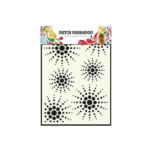 Dutch Doobadoo - Dutch Mask Sun A5