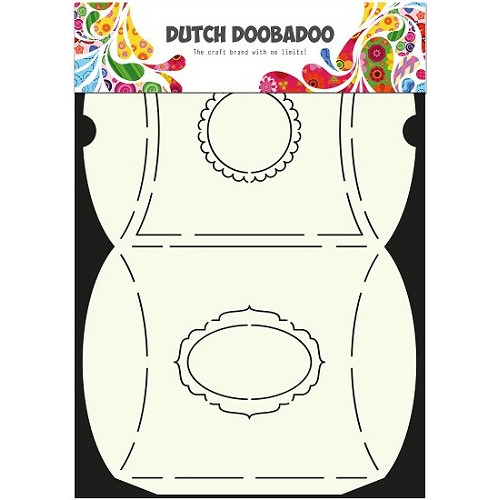 Dutch Doobadoo - Card Pillowbox