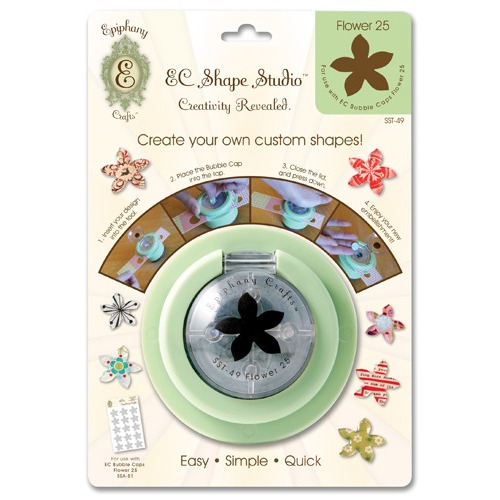 Epiphany Crafts EC Shape Studio Flower 25