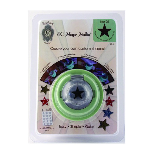 Epiphany Crafts - Shape Studio - Custom Shape Making Tool - Star