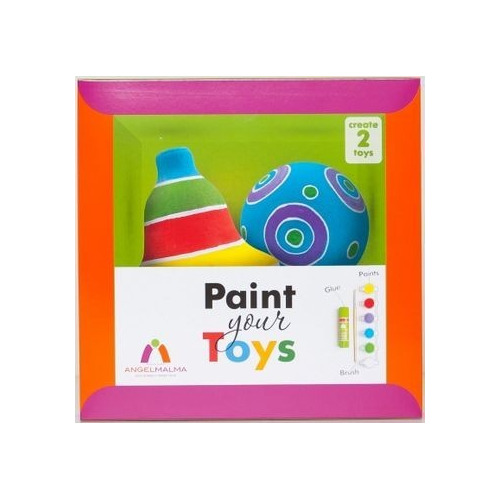 Set paint your toys compleet