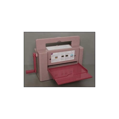 Joy! Trouvaille stans- en embos machine PINK