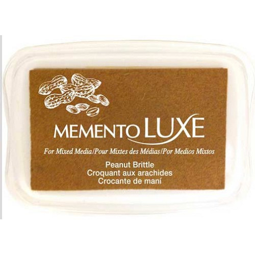 Memento LUXE - Peanut Brittle (ML-802)