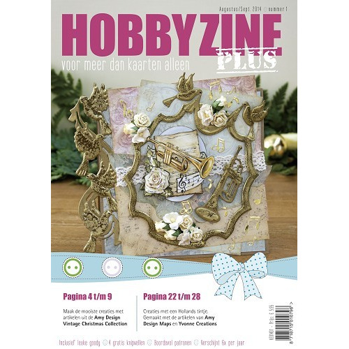 Hobbyzine Plus 1