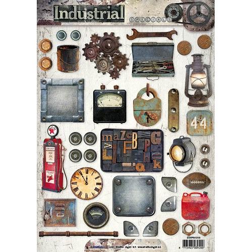 Industrial Vintage Stap voor Stap