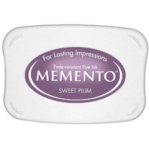 Memento Dye Ink Pad - Sweet Plum ME-506