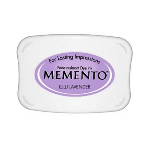 Memento Dye Ink Pad - Lulu Lavender ME-504