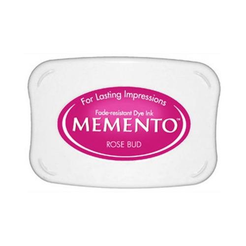 Memento Dye Ink Pad - Rose Bud ME-400