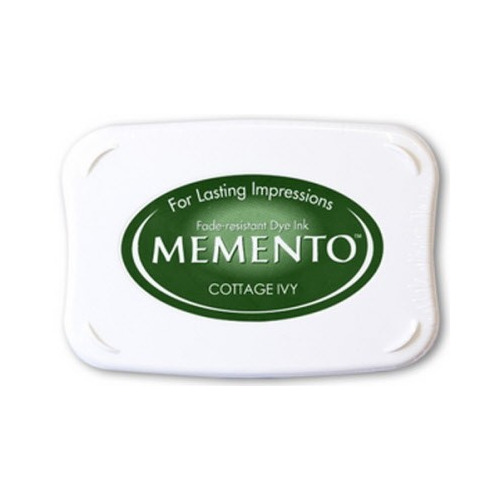 Memento Dye Ink Pad - Cottage Ivy ME-701