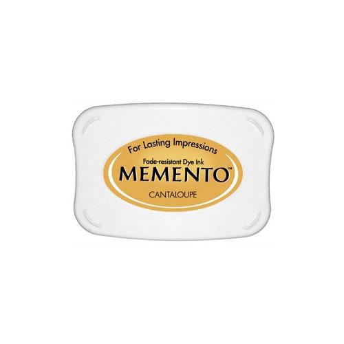 Memento Dye Ink Pad - Cantaloupe ME-103