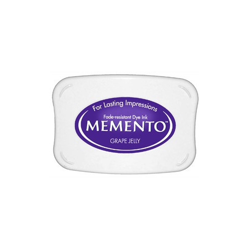 Memento Dye Ink Pad - Grape Jelly ME-500