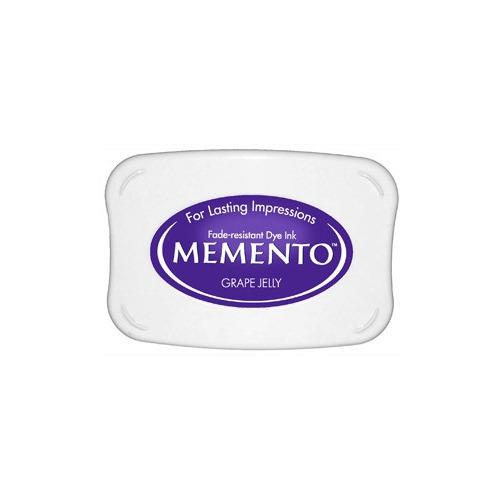Memento Dye Ink Pad - Grape Jelly ME-500