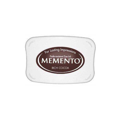 Memento Dye Ink Pad -  Rich Cocoa (ME-800