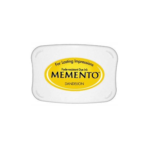 Memento Dye Ink Pad -  Dandilion (ME-100)