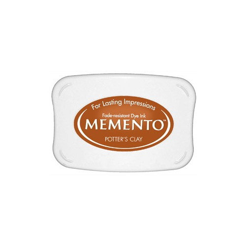 Memento Dye Ink Pad -  Potter´s Clay (ME-801)