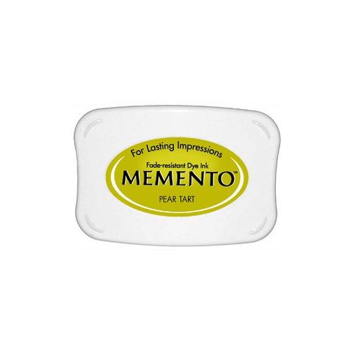Memento Dye Ink Pad -  Pear Tart (ME-703)