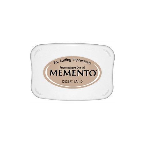 Memento Dye Ink Pad -  Desert Sand (ME-804)