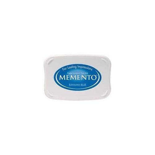 Memento Dye Ink Pad -  Bahama Blue (ME-601)