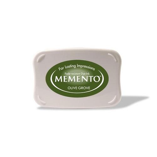 Tsukineko Memento - Olive Grove