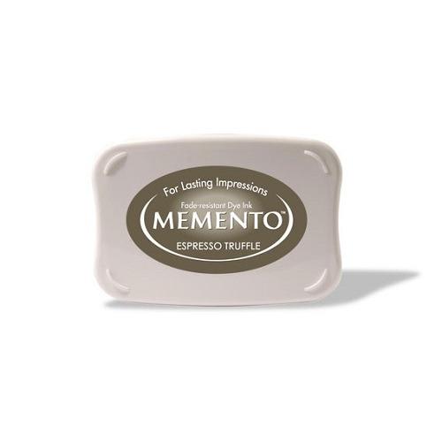 Tsukineko Memento - Espresso Truffle