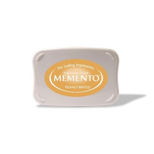 Tsukineko Memento - Peanut Brittle