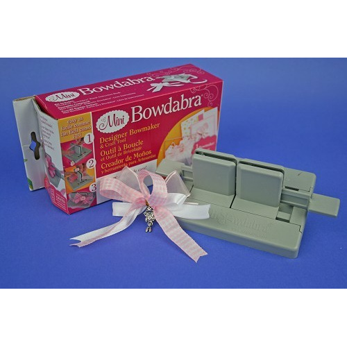 mini bowdabra strikkenmaker