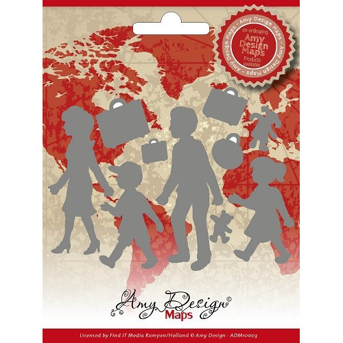 Amy Design - Maps - Family