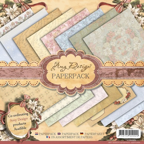 Paperpack - Amy Design - Vintage Christmas Collection
