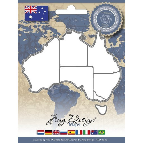 Amy Design - Maps - Australia