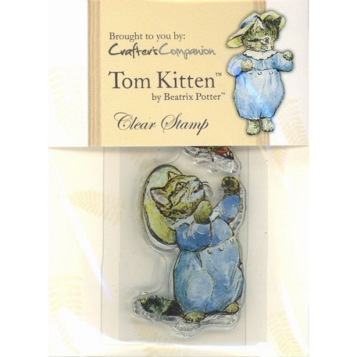 Beatrix Potter Acrylic Stamp - Tom Kitten