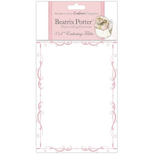 Beatrix Potter Embossing Folder - Female 1