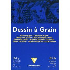Clairefontaine - Dessin à Grain A4