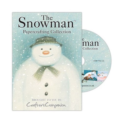 The Snowman Papercrafting CD-ROM by Crafter's Companion