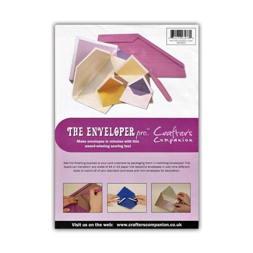 The Enveloper Pro by Crafter`s Companion