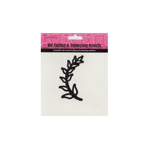 Die Cutting & Embossing stencil Flora