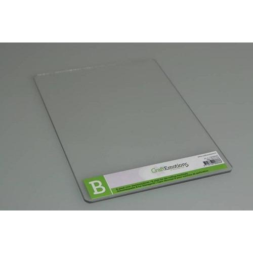 CraftEmotions Cuttlebug Snijplaat B (